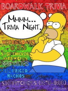 Every Wednesday from 8:30 pm - 10:30 pm