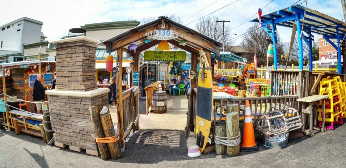 Clare and Don's Beach Shack | This casual beach-themed ...